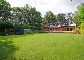 Thumbnail 5 bed detached house to rent in Cherry Hill Road, Barnt Green