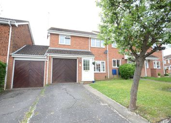 Thumbnail 3 bed end terrace house to rent in Tilney Way, Lower Earley, Reading