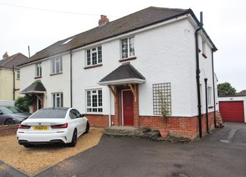 Thumbnail Semi-detached house for sale in Down End Road, Fareham