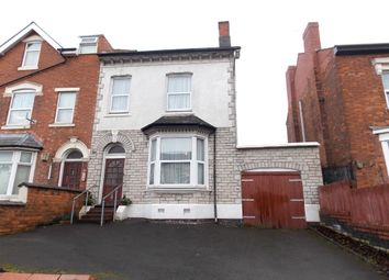 Thumbnail 5 bedroom semi-detached house for sale in Albert Road, Stechford, Birmingham