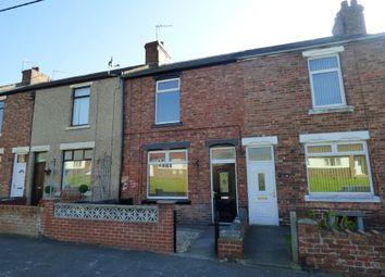 Thumbnail 2 bedroom terraced house for sale in Gordon Terrace, Ferryhill