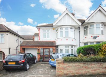 Thumbnail 4 bedroom terraced house for sale in Park View Road, London