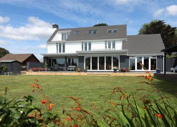Thumbnail 5 bed detached house for sale in Old Road, Liskeard, Cornwall