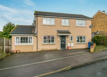 Thumbnail 3 bedroom detached house for sale in Uplands Crescent, Sudbury