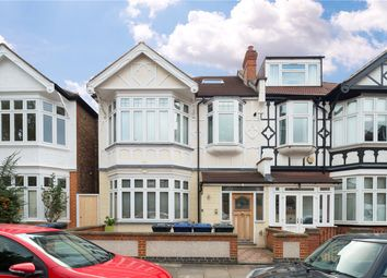 Thumbnail 4 bed flat to rent in Agnes Road, Shepherds Bush