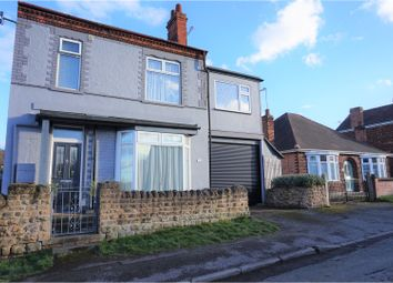 Thumbnail 3 bed detached house for sale in Second Avenue, Nottingham