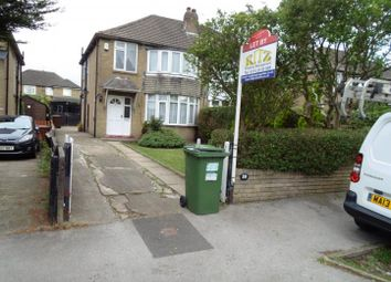 Thumbnail 3 bed semi-detached house to rent in Carr Manor Road, Leeds