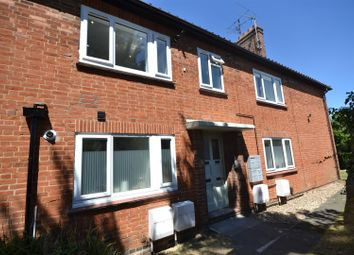 Thumbnail 2 bed flat to rent in West Fen Road, Ely