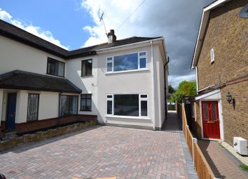 Thumbnail 2 bed semi-detached house to rent in Southend Road, Corringham, Stanford-Le-Hope