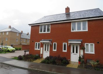 Thumbnail 2 bed semi-detached house for sale in Cutforth Way, Romsey