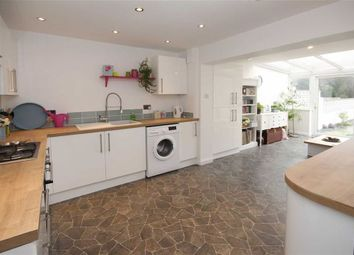 Thumbnail 2 bed terraced house for sale in Downfield Close, Summercombe, Brixham