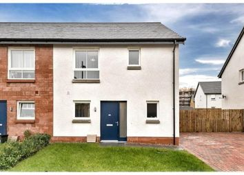 Thumbnail 3 bed semi-detached house for sale in Burnshot Walk, Oatlands, Glasgow