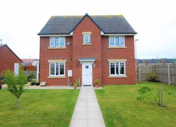 Thumbnail 3 bed semi-detached house for sale in Klondyke Walk, Blaydon-On-Tyne