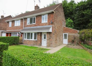Thumbnail 3 bedroom semi-detached house for sale in Middleton Drive, Inkersall, Chesterfield