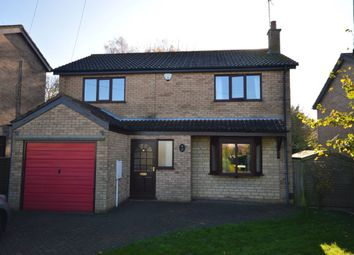 Thumbnail 4 bed property to rent in Westcroft Drive, Saxilby, Lincoln