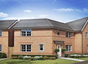 "Thumbnail 3 bed detached house for sale in ""Eskdale"" at Dunnocksfold Road, Alsager, Stoke-On-Trent"