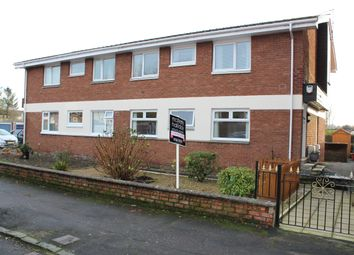 Thumbnail 2 bed flat for sale in Mackinlay Place, Kilmarnock