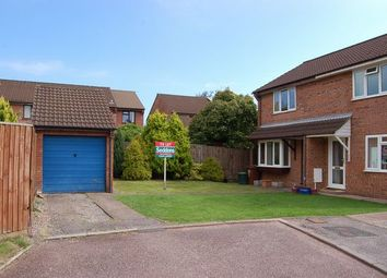 Thumbnail 2 bed semi-detached house to rent in Foxglove Close, Tiverton