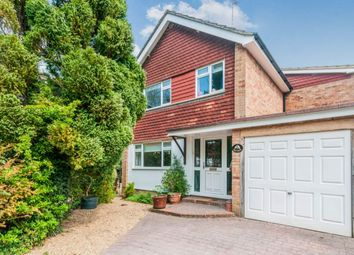 Thumbnail 4 bed detached house for sale in Yew Tree Close, New Barn