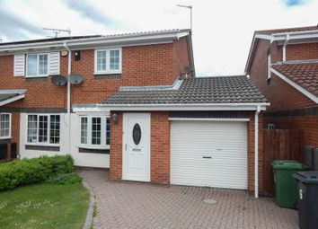 Thumbnail 2 bedroom semi-detached house to rent in Borrowdale Close, East Boldon