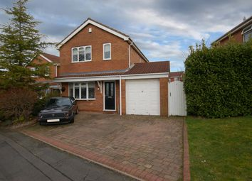 Thumbnail 3 bed detached house for sale in Salcombe Drive, Brierley Hill