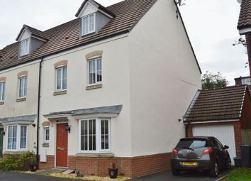 Thumbnail 4 bed end terrace house for sale in Sherbourne Avenue, Ryde