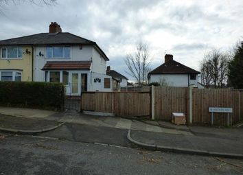 Thumbnail 3 bedroom semi-detached house for sale in Archer Road, Yardley Wood, West Midlands, West Midlands