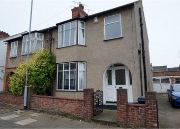Thumbnail 3 bedroom semi-detached house for sale in Beech Avenue, Northampton