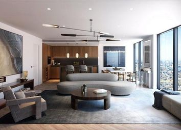 Thumbnail 2 bed flat for sale in Westferry Road, Isle Of Dogs, London