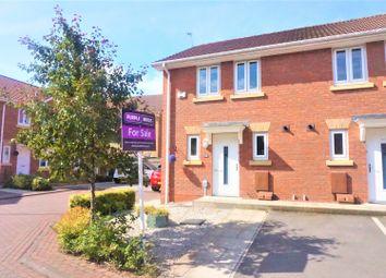 Thumbnail 3 bedroom semi-detached house for sale in Kielder Way, Hull