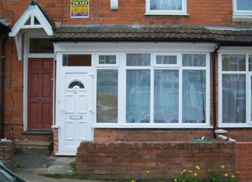 Thumbnail 1 bedroom terraced house to rent in Teignmouth Road, Selly Oak, Birmingham