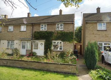 Thumbnail 2 bed end terrace house for sale in Campkin Road, Cambridge