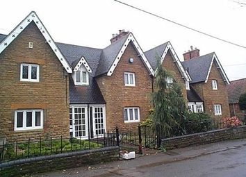 Thumbnail 3 bed terraced house to rent in Church Walk, Great Billing, Northampton