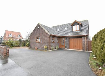 Thumbnail 3 bed detached house for sale in Kenwick Pastures, Louth