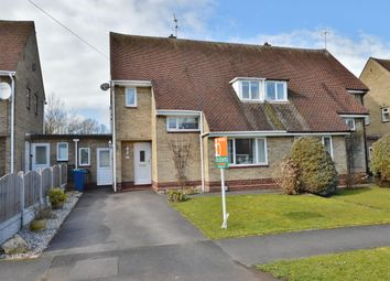 Thumbnail 3 bed semi-detached house for sale in Kingcup Road, Stafford