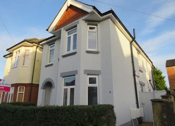 Thumbnail 2 bed flat for sale in Bemister Road, Winton, Bournemouth