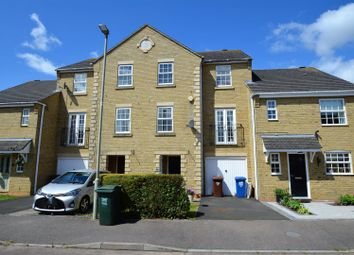 Thumbnail 4 bed town house for sale in Mullein Road, Bicester