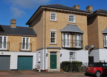 Thumbnail 4 bed detached house for sale in Milliners Way, Bishop's Stortford