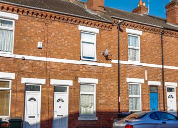 Thumbnail 4 bedroom terraced house for sale in Bedford Street, Earlsdon, Coventry