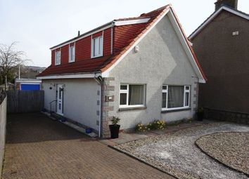 Thumbnail 4 bed detached house for sale in Chapelton Avenue, Dumbarton