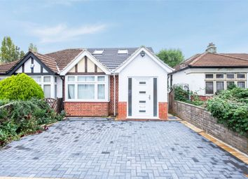 Thumbnail 3 bed semi-detached bungalow for sale in Eastmead Avenue, Greenford, Greater London