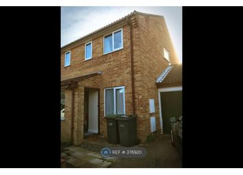Thumbnail 2 bed semi-detached house to rent in Foxlea Gardens, Gosport