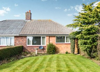Thumbnail 2 bed semi-detached bungalow for sale in Frithville Road, Sibsey, Boston