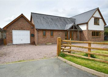 Thumbnail 3 bed detached house for sale in Ty Gwlan, Trefeglwys, Caersws, Powys