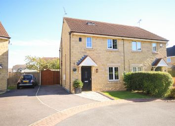 Thumbnail 3 bed semi-detached house for sale in Alderford Drive, Woodfield Plantation, Doncaster