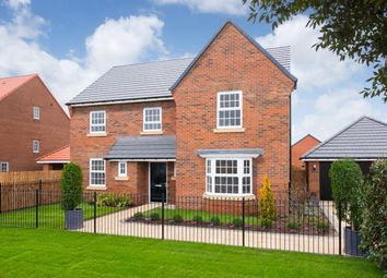 "Thumbnail 5 bed detached house for sale in ""Manning"" at Wyles Way, Stamford Bridge, York"