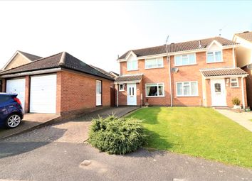 Thumbnail 3 bedroom semi-detached house for sale in Greenwood Drive, Scarning