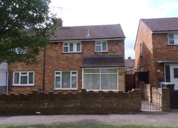 Thumbnail 3 bed property for sale in Purbrook Way, Havant