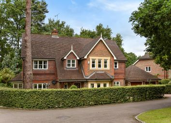 Thumbnail 5 bedroom detached house to rent in The Spinney, Camberley