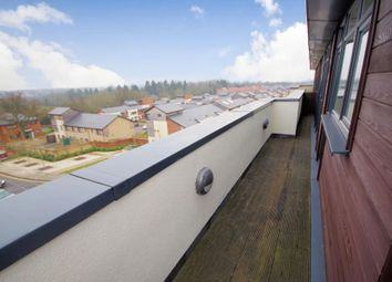 Thumbnail 2 bed flat for sale in Peacock Close, Mill Hill East